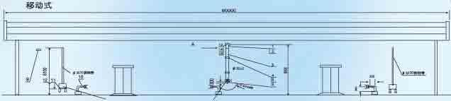 安全可靠:不锈钢结构,熏蒸专用风机,投药速度可控